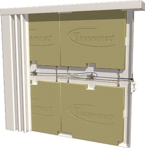 AeroFlow-Elektroheizung COMPACT 1000
