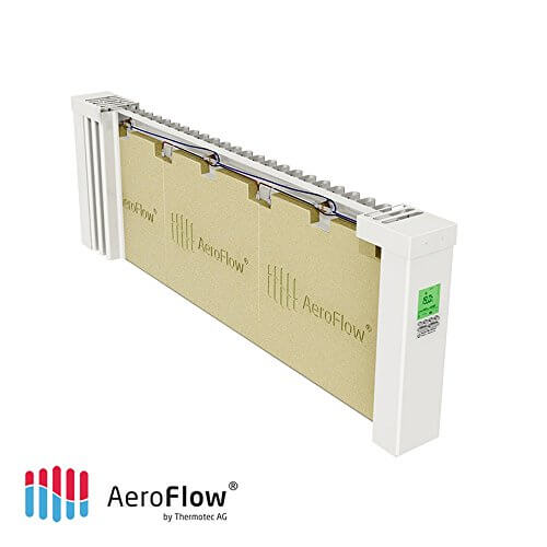 AeroFlow Elektroheizung SLIM 1200