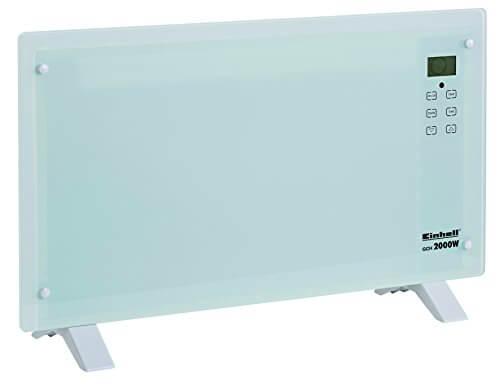 Einhell Glaskonvektor Heizung GCH 2000 W