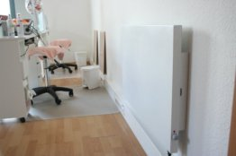 Infrarotheizung 1000 Watt Heizung Thermostatregler